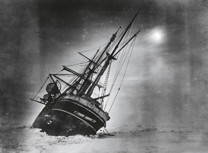 Expedicion Shackleton Endurance